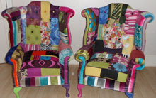 Stately Wingbacks