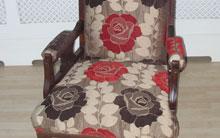 Rococo Throne